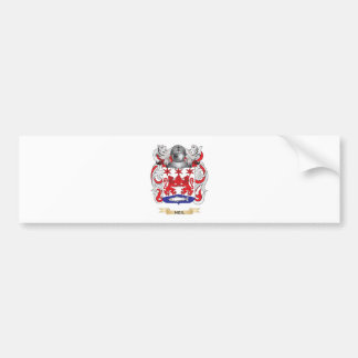 Neil Coat of Arms (Family Crest) Bumper Sticker