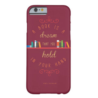 Neil Gaiman Quote-1 Barely There iPhone 6 Case