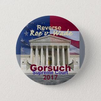 Neil GORSUCH Supreme Court Button
