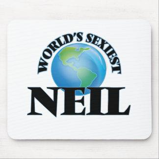 Neil más atractivo del mundo alfombrilla de raton