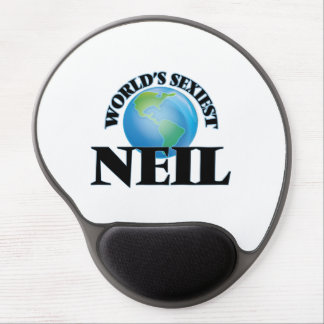 Neil más atractivo del mundo alfombrillas de raton con gel