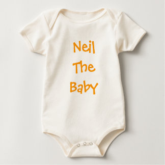 Neil The Baby Bodysuits