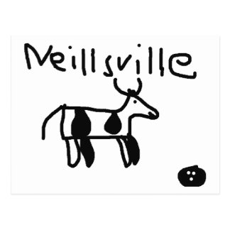 Neillsville Wi the greatest place on earth  kinda. Postcard