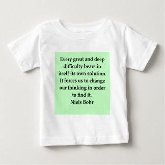 neils bohr quotation baby T-Shirt