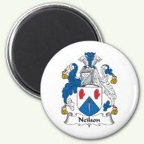 Neilson Family Crest Magnet