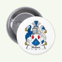 Neilson Family Crest Button