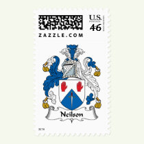 Neilson Family Crest Stamps