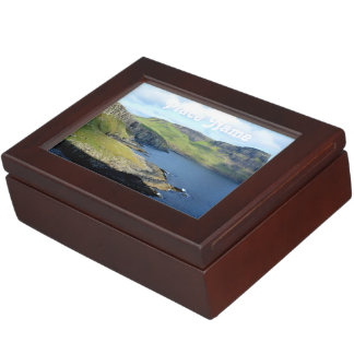 Neist Point Landscape Memory Box