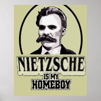 Neitzsche es mi poster del Homeboy
