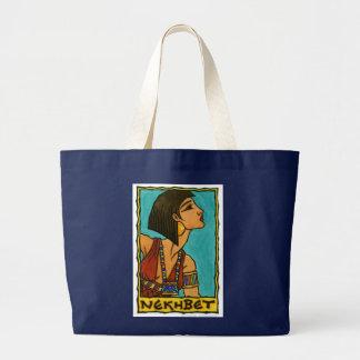 Nekhbet Large Tote Bag