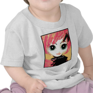Neko Girl Candy baby toddlers t-shirts Shirt