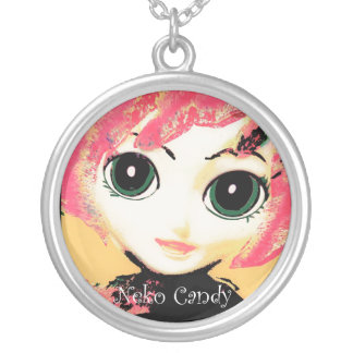 Neko Girl, Candy! Pretty Womens' Girls' Necklace