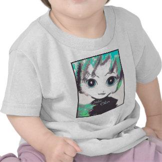 Neko Girl Oko Cute Baby t-shirts jumper shirts T-shirt