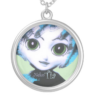 Neko Girl, Tia! Pretty Womens' Girls' Necklace