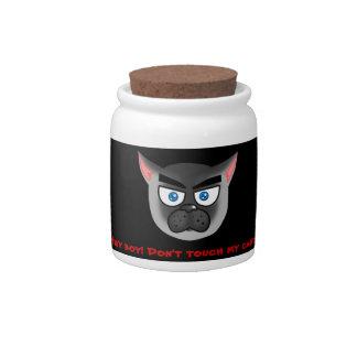Neko Jackson Candy Jar