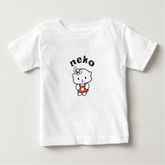Neko Japanese Kitty Cat Baby T-Shirt
