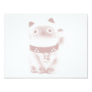 Neko Kitty Card