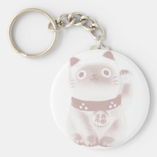 Neko Kitty Keychain