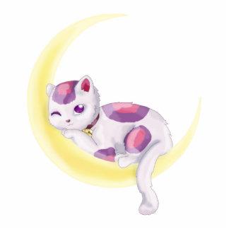 Neko Moon Statuette