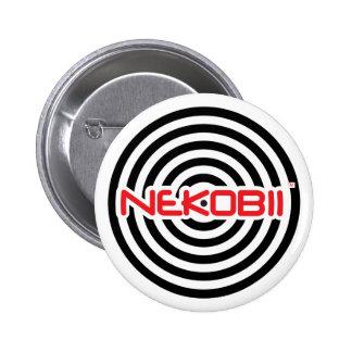 Nekobii Logo Button