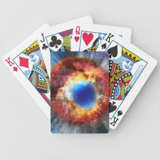 Nelix Nebula Bicycle Playing Cards