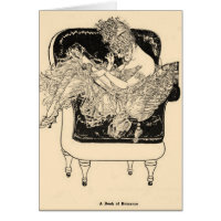 Nell Brinkley's Vivacious Young Flapper #19 Card