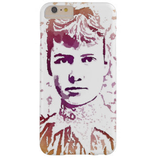 Nellie Bly Pop Art Portrait Barely There iPhone 6 Plus Case