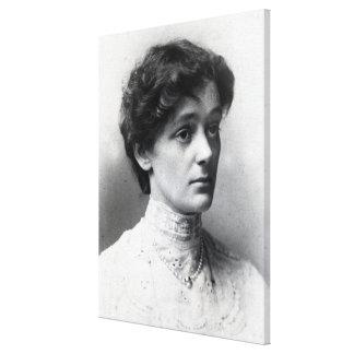 Nellie Cecil Impresión En Lienzo