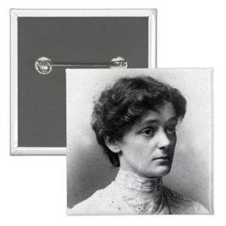 Nellie Cecil Pinback Button