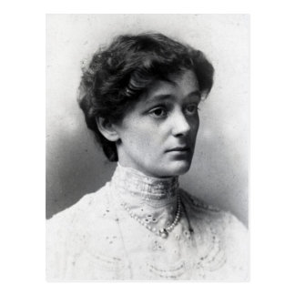 Nellie Cecil Postcard
