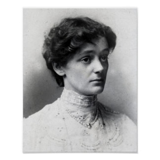 Nellie Cecil Póster