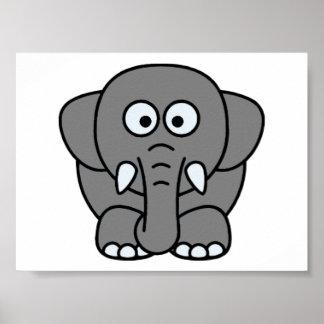 Nellie el elefante póster
