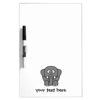 Nellie el elefante tableros blancos