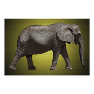 Nellie el poster del elefante
