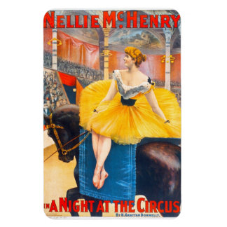 Nellie McHenry, imán superior
