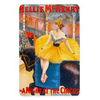 Nellie McHenry, Premium Magnet