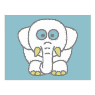Nellie the Elephant Postcard