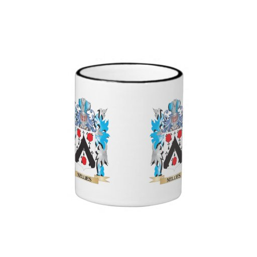 Nellies Coat of Arms - Family Crest Coffee Mug