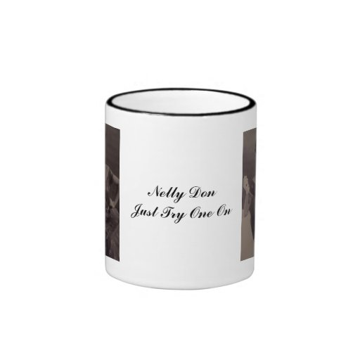 Nelly Done Model Mug