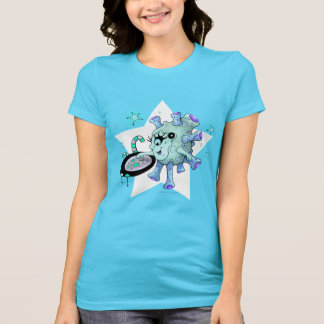 NELLY KIDS SHIRT ALIEN WOMEN