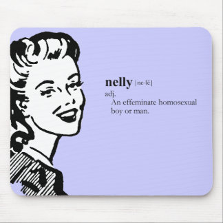 NELLY MOUSE PAD