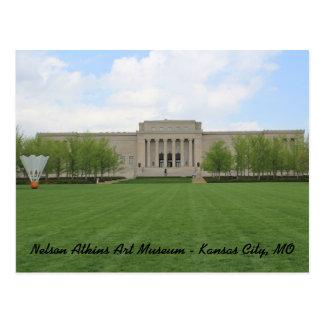 Nelson Atkins Art Museum Postcard
