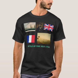 Nelson Battle of the Nile (Aboukir Bay) T-Shirt