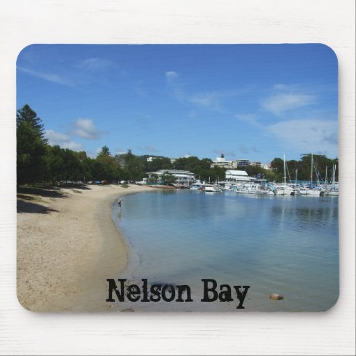 Nelson Bay Mouse Pad