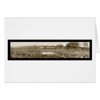Nelson Britt Boxing Photo 1905 Card