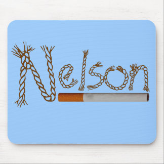 Nelson Cigarettes Mouse Pad