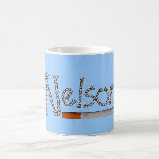Nelson Cigarettes Coffee Mug