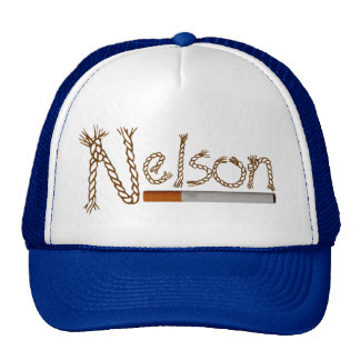 Nelson Cigarettes Trucker Hat