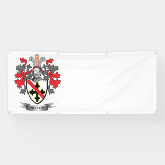 how to draw a coat of arms banner