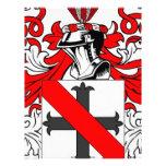 Nelson Coat of Arms Custom Letterhead
